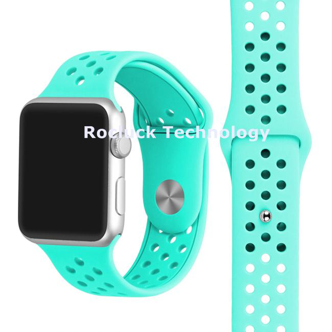 Apple watch band silicone watch strap for iWatch series 10