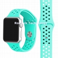 Apple watch band silicone watch strap for iWatch series