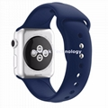 Apple Watch strap Silicone replacement wristband