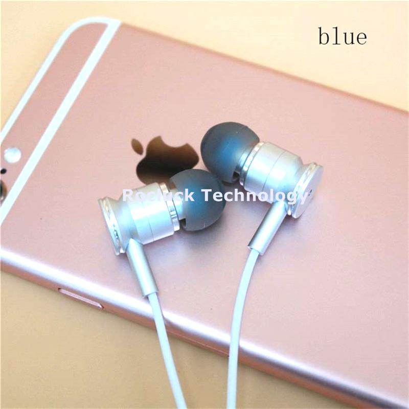 3.8mm Dual color silicone ear tips for ibeats earphone  8