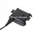 Charging Cradle Charger Dock With USB Cable For Samsung Galaxy Gear V700 5