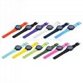 Silicone  Watch Strap 11 pure colors for Gamin vivomove/vivoactive