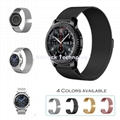 Milanese Loop Watch Strap stainless Mesh Bands for Garmin watch 20mm 22mm