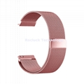 Milanese Loop Watch Strap stainless Mesh Bands for LG Watch Style