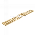 20mm 22mm width Stainless Watch Band For Samsung Watch