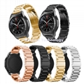 20mm 22mm width Stainless Watch Band For Ticwatch Watch