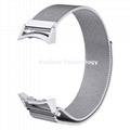Milanese Magnetic Loop  Watch Band with Connector for Samsung Gear S2 R720