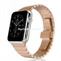 Stainless Steel band for apple watch 42mm 38mm iwatch series 3/2/1 Wrist strap