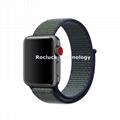 iwatch wrist strap  Woven Nylon Strap for apple watch