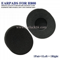 Original Earpads Ear Pads Cushion Cups Cover For Logitech Game Headphone 9