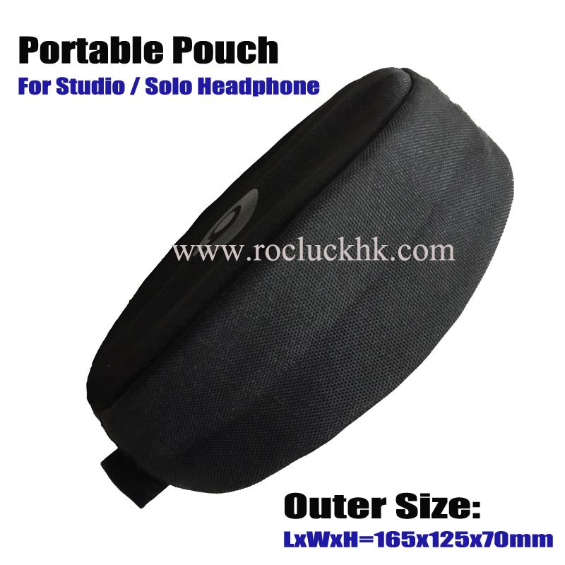 Portable Pouch for Studio Solo Headphone Monster Beats Case Waterproof 1