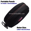 Beats Portable Pouch For Studio Solo Headphone with Logo 1