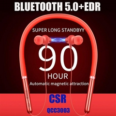 Q30 Wireless Headphone Bluetooth Noise Cancelling Earphone Sport Stereo with MIC (Hot Product - 1*)