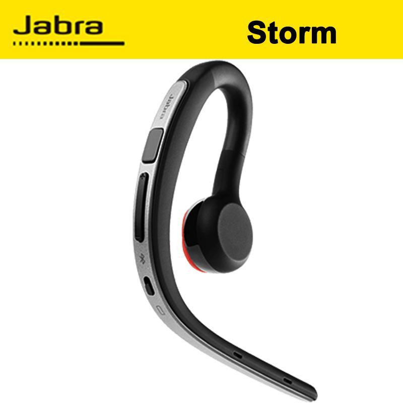 Jabra Storm Bluetooth Wireless Earphone Voice Control HD Sound Noise Reduction