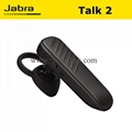 Talk 2 Ear Hook In-Ear Bluetooth Earphone HD Voice Clear Conversation Talk2