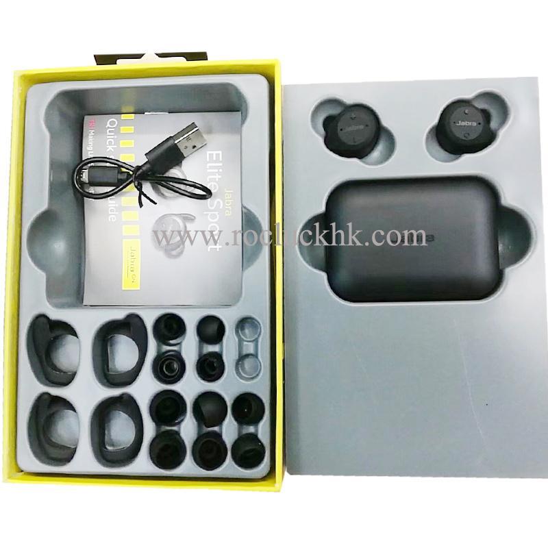 Jabra Elite Sport Wireless Headset TWS Bluetooth Earphone Super Good Quality  7