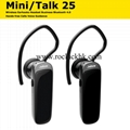 Jabra Mini Talk 25 Wireless Earhooks