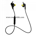 Jabra Sport Pulse Special Edition Wireless Bluetooth Stereo Earbuds Comfortable  3