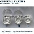 Genuine Eartips For Plantronics C435 D975 D925 EDGE 3200 3240 Ear Tips Covers