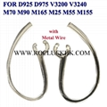 Genuine Earhooks with Metal Wire 6mm For