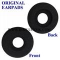 For Plantronics Headset Original Foam Earpads Ear Pads Cushion Cups Cover