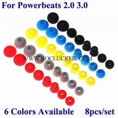 For Powerbeats 2 Power Beats 3 Earphone Replacement Earbuds Eartips Ear Tips  (Hot Product - 1*)
