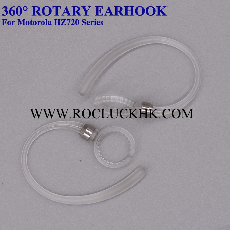 For Motorola HZ720 Bluetooth Headset Earhooks Earloops Earclips