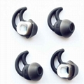 For QC20 QC20i QC30 Earwing Earhook Eartips Earbuds Eargels Ear Tips buds gels