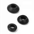 For Jawbone Prime Earbuds Eartips Eargels Silicone Ear buds tips gels Earhook