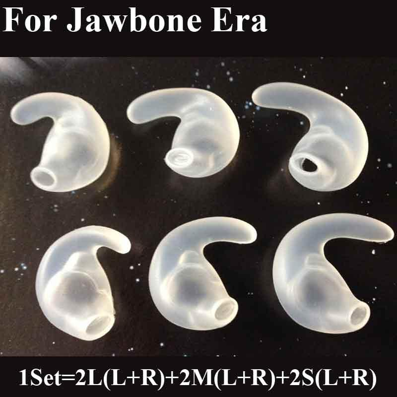 For Jawbone ERA 2 Prime Icon HD Eartips Earbuds Eargels Silicone Ear buds gels