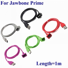 For Jawbone 2/3 Prime Bluetooth Headset Charger Cable Charging Line Cord