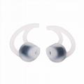 For SIE2 SIE2i IE2 IE3 Silicone Earbuds Eartips Eargels Earhook Ear Gels