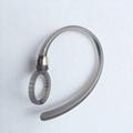 For Motorola HZ720 Bluetooth Headset Earhooks Earloops Earclips 4