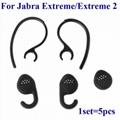 For Jabra Extreme 2 Stealth Earbud Eartip Eargel Earhook Earloop 4