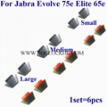 For Jabra Evolve 75e Elite 65e 45e
