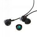 For Sony XBA MDR DR Series Earphone Hybrid Silicone Earbuds Eartips M Size