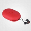 For Powerbeats Bluetooth Headset Soft Silicone Carry Case Beats Storage Case 8
