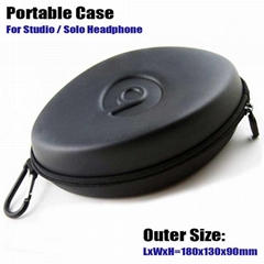 Beats Portable Case For Studio Solo Headphone Storage Case (Hot Product - 1*)