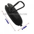 For Powerbeats Headset BeatsX Pocket Size Ellipse Carrying Case Storage Pouch  4