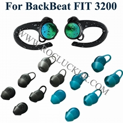 For Backbeat FIT 3200  Plantronics Eartips Silicone Earbuds Original (Hot Product - 1*)