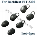 For Backbeat FIT 3200  Plantronics Eartips Silicone Earbuds Original