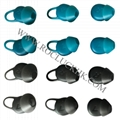For Backbeat FIT 3200  Plantronics Eartips Silicone Earbuds Original 4