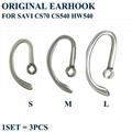 For Plantronics SAVI CS70 CS540 Genuine Earhook Ear Hook Earloop  2