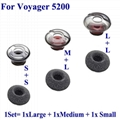 For Plantronics Voyager Edge 5200 Genuine Eargel Eartip Ear Gels Tips 2