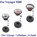 For Plantronics Voyager Edge 5200 Genuine Eargel Eartip Ear Gels Tips