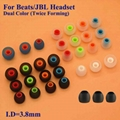 3.8mm Dual Color Twice Forming Bullet
