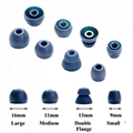 4.0mm Eartips for Powerbeats Pro Silicone Ear Tips 2
