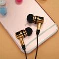 3.8mm Silicone Eartips Bullet Shape Ear Tips  8