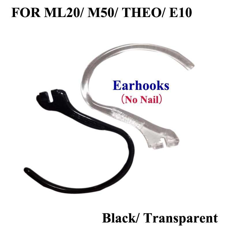 Genuine Earhooks For Plantronics ML20 M50 THEO E10 Earbud Ear Hooks