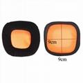 Ear Pads For Plantronics GameCom 780 367 377 777 Leather Ear Cushions 2